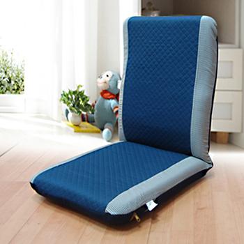 ★結帳現折★KOTAS 舒適 高背和室椅(深藍)