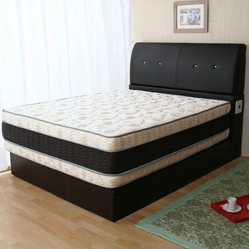 契斯特 皇家典藏乳膠蜂巢式獨立筒床墊-雙人