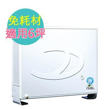 久道 J-POWER 免耗材空氣清淨機/除菌型*台灣製造(802/JP802)