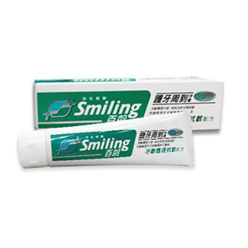 百齡 護牙周到牙膏-牙齦護理抗敏配方(110g/支)