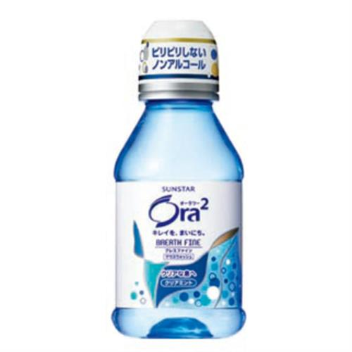 Ora2 淨澈氣息漱口水-清爽薄荷(460ml)