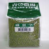 《日正》青的農場綠豆(600g/包)