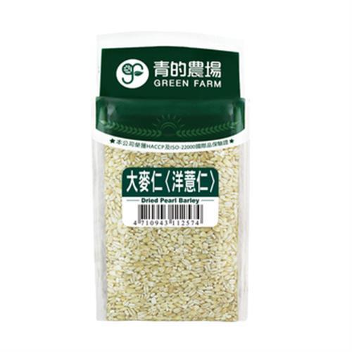 日正 青的農場大麥仁(550g/包)