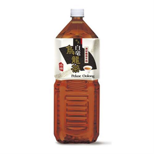 悅氏 白毫烏龍茶(2000ml/瓶)