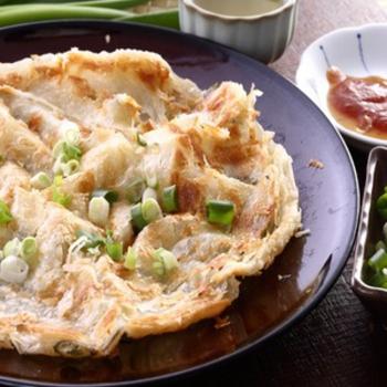 蔥阿伯 宜蘭拔絲蔥抓餅(1400公克±42公克(10片入))