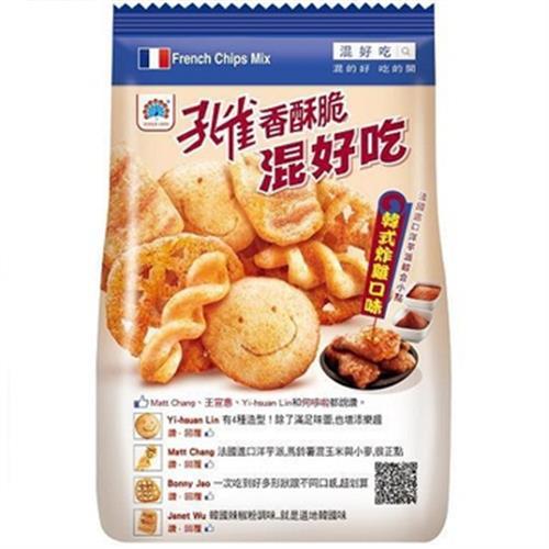 乖乖 孔雀香酥脆混好吃-韓式炸雞(65g/包)