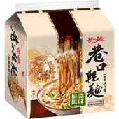 《統一》巷口乾麵-麻醬(100g*4包/組)