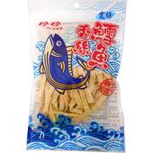 《珍珍》寬條鱈魚香絲(100g)