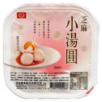 桂冠 芝麻小湯圓(200g/盒)