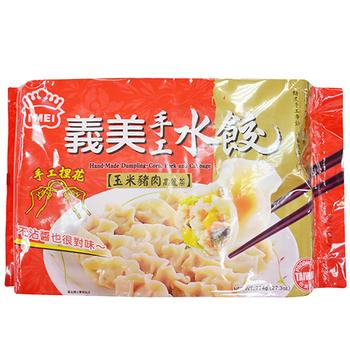 義美 手工水餃-玉米豬肉高麗菜(774g/包)