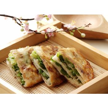 阿福伯 阿福伯北方蔥油餅(5片/包*2)