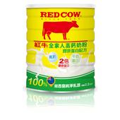 《Red Cow 紅牛》全家人高鈣奶粉 膠原蛋白配方(2.4kg/罐)