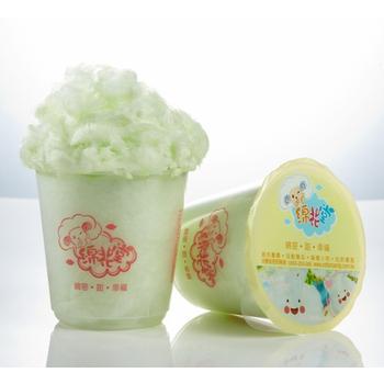 綿花堂 杯子棉花糖-抹茶口味(23g/杯,6杯/盒)