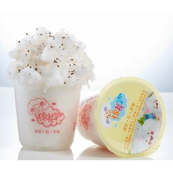 綿花堂 杯子棉花糖-咖啡口味(23g/杯,6杯/盒)