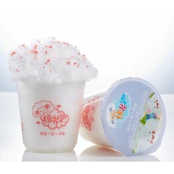綿花堂 杯子棉花糖-跳跳糖口味(23g/杯,6杯/盒)