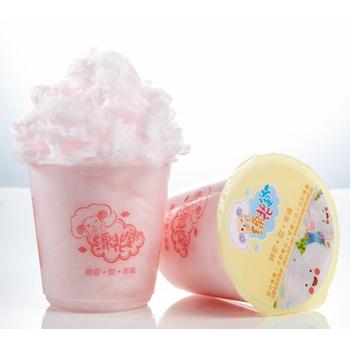 綿花堂 杯子棉花糖-草莓口味(23g/杯,6杯/盒)