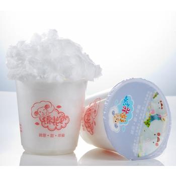 綿花堂 杯子棉花糖-原味口味(23g/杯,6杯/盒)