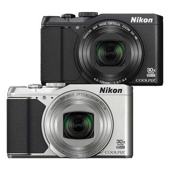 NIKON NIKON Coolpix S9900(公司貨)送32G+原電+副充+清+保+讀+HDMI線+桌上型腳架(黑)