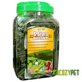 《Cozy pet》舒適寵物系列-五星金鑽綠茶潔牙骨1.5kg $859
