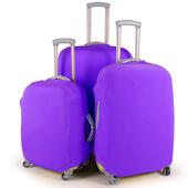 《Joytour》旅行箱彈力布保護套 20吋(紫色)