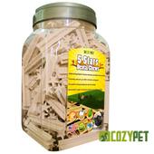 《Cozy pet》舒適寵物系列-五星金鑽牛奶潔牙骨(1.5kg)