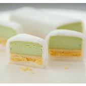 《貝利比魔法烘焙》乳酪條系列-6條/盒(禪意綠茶乳酪條)