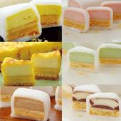 《貝利比魔法烘焙》乳酪條系列-6條/盒(綜合乳酪條-6種口味)