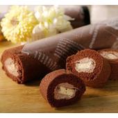 《貝利比魔法烘焙》魔法奶凍捲2入裝(巧克力奶凍卷2入裝)