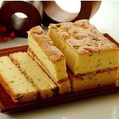《貝利比魔法烘培》貴夫人鹹蛋糕(480g±5%/盒*2盒)