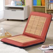 《戀香》五段式中和室椅(竹碳中和室椅-紅)