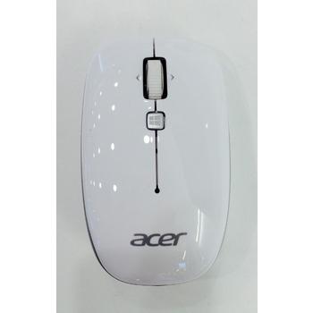 宏碁 acer 藍芽無線滑鼠★易連接★順手好操作★與羅技M557藍牙滑鼠同款(鋼琴白)