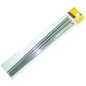 不銹鋼白鐵筷2雙入