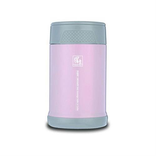 鍋寶超真空燜燒杯500ml粉灰色(500ml/SVP-RT-0502)