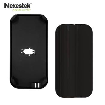 《Nexestek》Nexestek iPhone 5/5S/SE 專用MediaBox 基礎防水型音樂擴音座 - 質感黑(質感黑色)