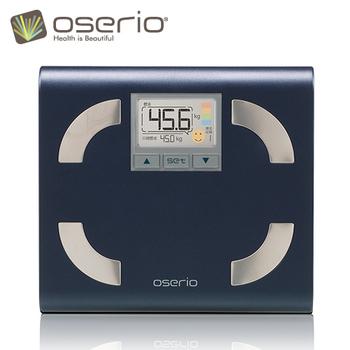 oserio 多功能體脂計 FFP-330(深海藍)