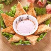 《回憶香》泰式月亮蝦餅-魚子醬(240g±10%/包*10包)