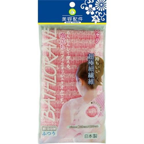 《FP》超泡沫沐浴巾(適中質地)(28x100cm)