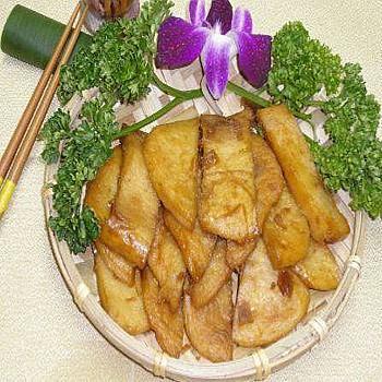 台南後壁冰糖醬鴨 特製滷汁系列(甜不辣-原味170g±20g)