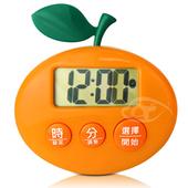 《CATIGA》歡樂果漾-大字幕電子計時器(柑橙橘)