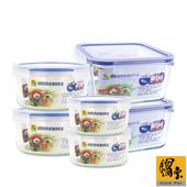 《鍋寶》玻璃保鮮盒輕鬆收納6件組(EO-BVC8035Z830Z1102Z)