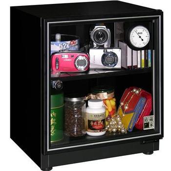 收藏家 自動控濕電子防潮箱 HD-42(HD-42)