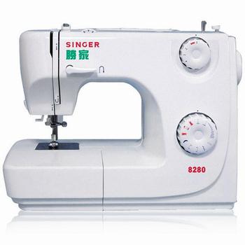 SINGER勝家 縫紉機 8280