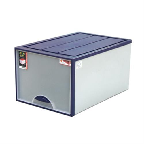 KEYWAY KL929抽屜整理箱(藍)