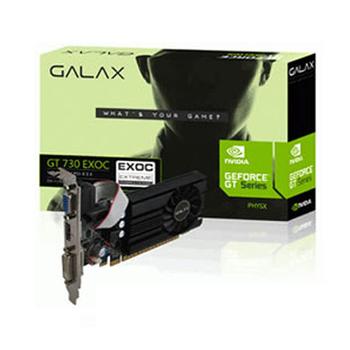 GALAXY 影馳 GT730 EXOC 1G DDR5 顯示卡