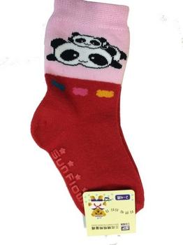 三花 精梳棉童襪 2~4歲