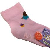 《三花》兒童專用無痕襪 2~4歲