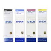 《EPSON》T6641/ T6642/T6643/T6644原廠墨水(四色一組) L300/L350/L355/L550