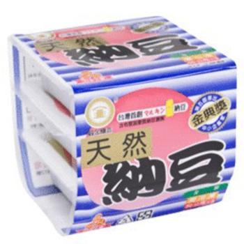 圓金元氣納豆(50g*3盒/1組)