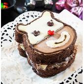 《菖樺台灣日本冰》珮吉貝爾 熊熊蛋糕(珮吉貝爾 230公克+-5/入*1入)