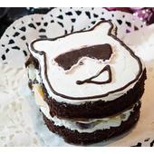 《菖樺台灣日本冰》珮吉貝爾 熊熊蛋糕(酷酷的珮吉貝爾230公克+-5/入*1入)